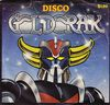 disque dessin anime goldorak goldorak disco