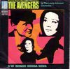 disque live chapeau melon et bottes de cuir theme from the abc tv series the avengers